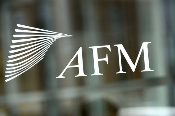 wat doet de AFM?