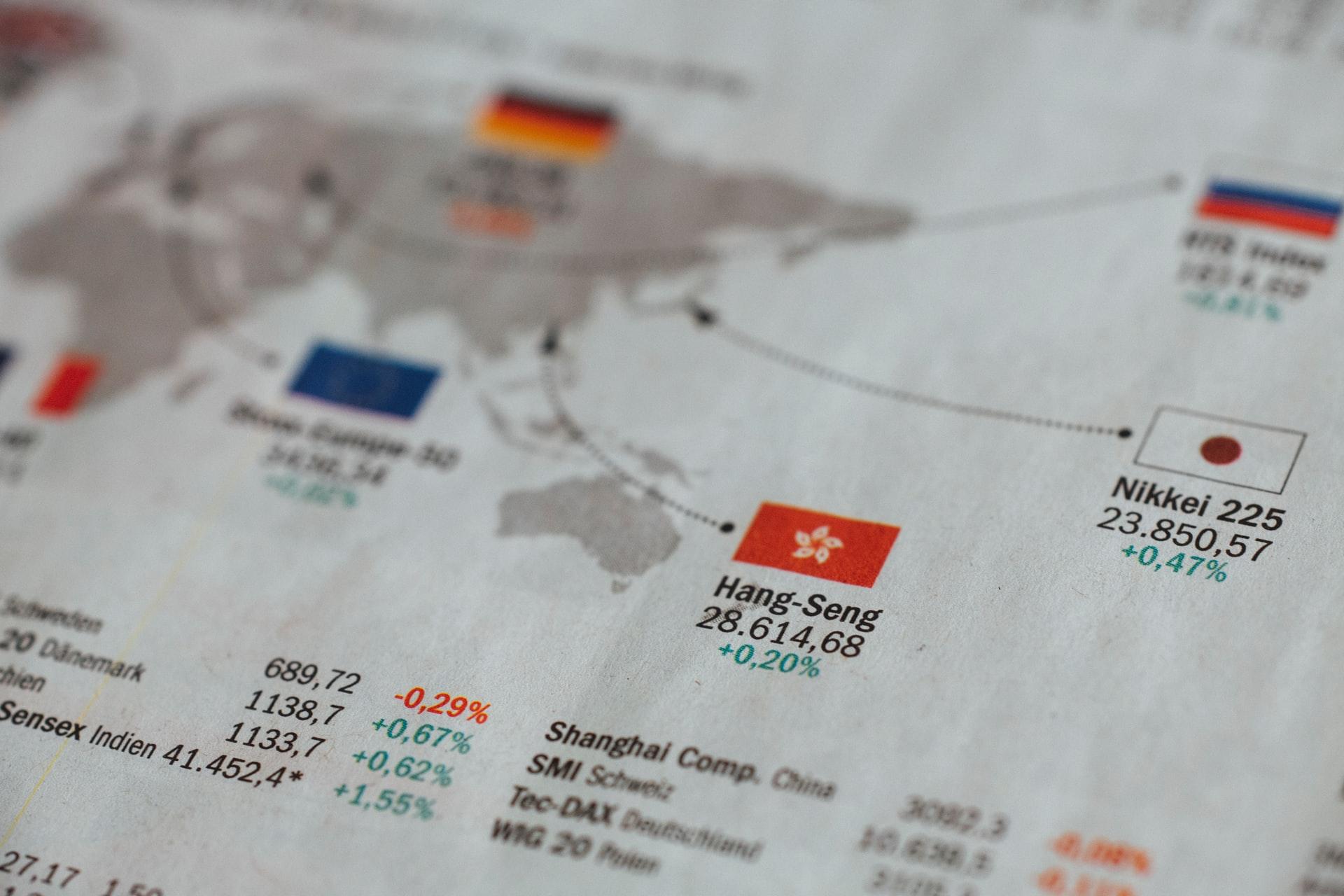 Buitenlandse aandelen kopen