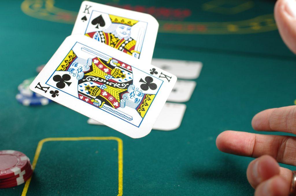 beursgang van een online casino